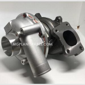 JS220 4HK1 Turbo