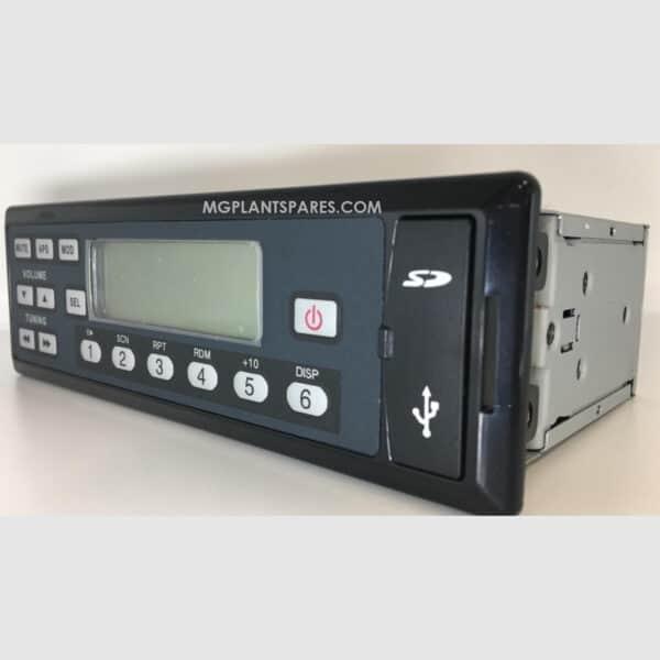 Radio without Bluetooth