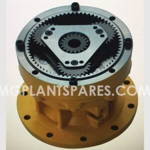Slew Gear Box For Case JCB