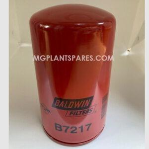 ZX130 oil filter Baldwin B7217